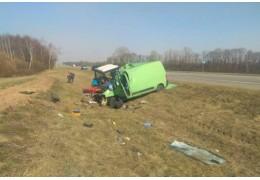 Барановичский район: в результате ДТП погиб пассажир