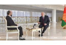 Лукашенко о конфликтах в мире: все горит от главных мировых игроков
