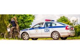Столин: в результате столкновения на перекрестке травмирован один из водителей