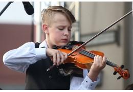 Концертный оркестр «Немига» выступит на одной сцене с талантливыми детьми