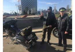 ГАИ усилила контроль за мотоциклистами