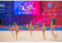 Белорусские грации завоевали «золото» на этапе Кубка мира