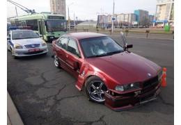 ДТП в Серебрянке — водитель не справился с управлением