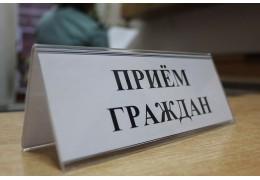 18 апреля начальник Управления ГАИ МВД РБ проведет прием граждан