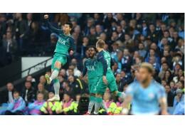 «Тоттенхэм» и «Ливерпуль» вышли в полуфинал футбольной Лиги чемпионов