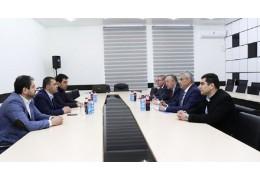 Белорусские предприятия прорабатывают поставку лифтов и коммунальной техники в