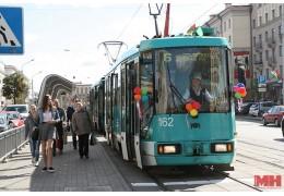 Анатолий Сивак: «Парк общественного транспорта в Минске обновят до конца 2020 г