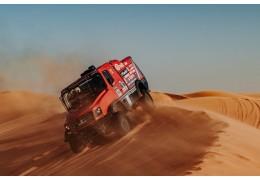 «Золото» и «бронза»: белорусы  выступили на ралли Morocco Desert Challenge