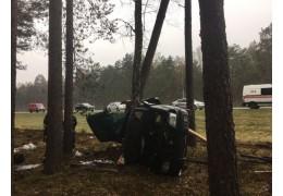 В Барановичском районе в ДТП погибла семья из Минска