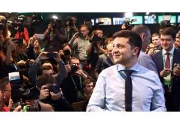 ЦИК Украины обработала 85,56% протоколов, у Зеленского - 73,2% голосов