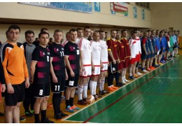Чемпионат  УВД Брестского облисполкома по мини-футболу