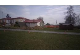На территории Видомлянской школы найден снаряд