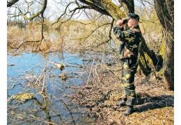 В период нереста выловленная рыба обходится браконьерам очень дорого