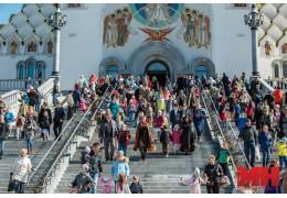 Расписание пасхальных богослужений в храмах Минска 27 и 28 апреля