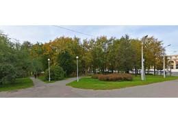 Капремонт скверов у стадиона «Динамо» завершат к 9 мая