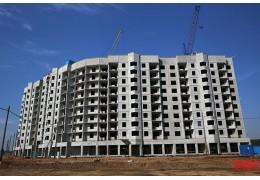 Для 1 896 многодетных семей минчан построят 15 жилых домов