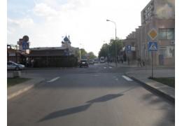 Брест: наезд на ребёнка-пешехода