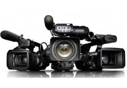 Услуги по обеспечению видеосъемки мероприятий