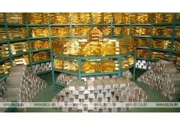 Золотовалютные резервы Беларуси выросли до почти $7,6 млрд