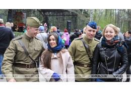 """Акция """"Военные агитбригады"""" стартовала в Гродненской области"""