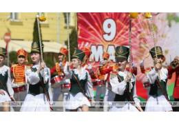 По всей Гродненской области 9 Мая праздничные концерты стартуют одновременно