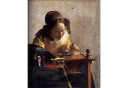 В Дрезденской галерее выставят картину Вермеера с ранее скрытым на ней купидоном