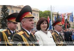 Великая Победа дала нам возможность жить и трудиться в мирной стране - Кочанова