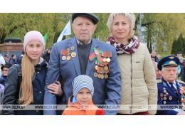 Белорусы бережно чтят свою историю - ветеран