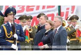 Давыдько: День Победы - фундамент идеологии белорусского государства