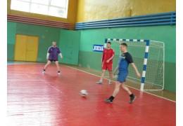 Товарищеский матч по мини-футболу в Барановичах