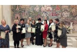 В православный Женский день в храме-памятнике чествовали минчанок