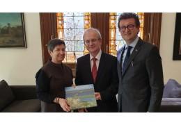 Беларусь прорабатывает возможность поставки электробусов в Барселону