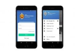 МВД Беларуси разрабатывает мобильное приложение