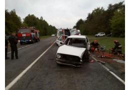 Брестский район: в ДТП травмированы водитель и пассажир «Фольксваген Гольф»