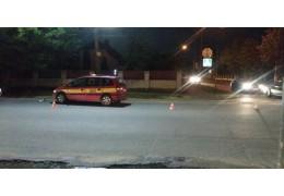 Барановичи: в ДТП травмирован пешеход