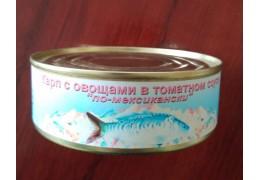 Белорусские ученые разработали новые консервы из рыбы