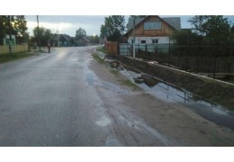 Ивацевичский район: водитель совершил наезд на пешехода, после чего скрылс