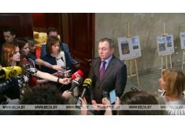 Макей на встрече с Лавровым в Москве намерен открыто обсудить повестку дня
