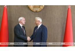 Беларусь заинтересована в развитии регионального сотрудничества с Германией