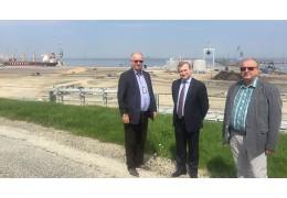 Беларусь может расширить экспортные поставки через эстонский порт Силламяэ