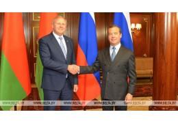 РБ и Россия договорились до 21 июня подготовить программу действий по интеграции