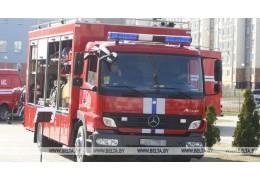 В Витебске при пожаре в квартире спасены 2 человека