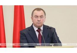 Беларуси нужен ЕС как единый мощный геополитический игрок - Макей