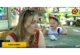 Скандал в Гродно. Собака снова покусала ребёнка