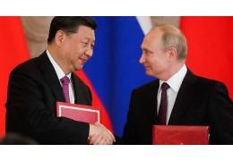 Путин и Си Цзиньпин провели переговоры в Москве