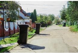 В трех районах Минска жителям частного сектора выдадут индивидуальные контейнеры