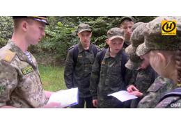 Школьники в военной академии. Военно-спортивной игре «Зарница» уже 55 лет!