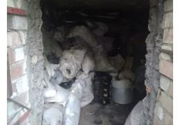 Правоохранители изъяли 2 515 кг цветного металлолома
