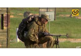 Первенство разведчиков. Серьёзный тест белорусских военных