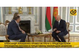 Кого Лукашенко лично пригласил на Вторые Европейские игры?